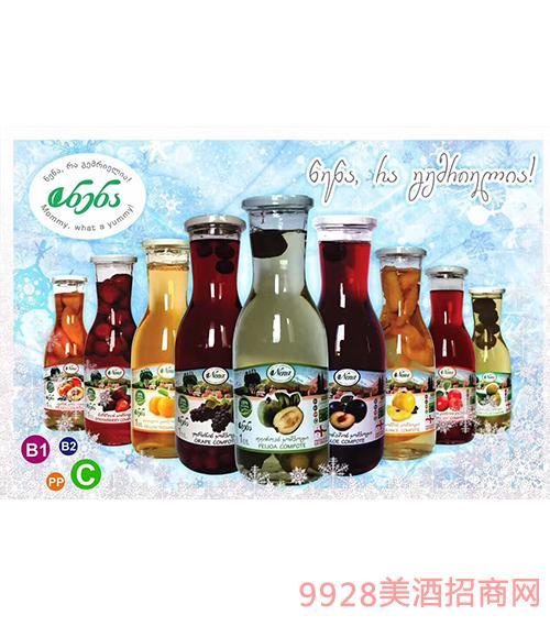 格鲁吉亚果汁系列