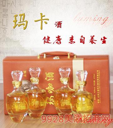 永城玛咖酒270mlX4瓶