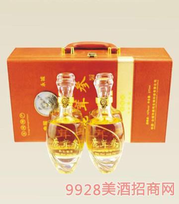 鹿茸参酒42度270mlX4瓶