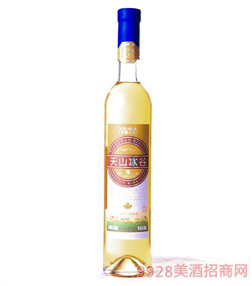 新疆古道冰白葡萄酒瓶装12度500ml