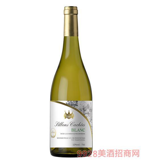 法国斯隆嘉尔干白葡萄酒