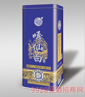 嘎仙白酒40度500ml清香型白酒