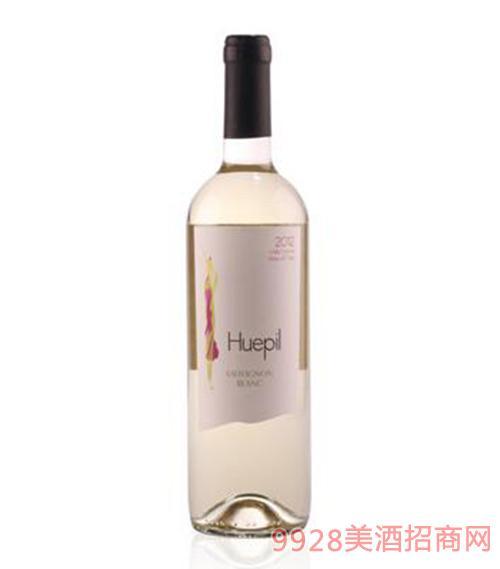 智利瓦帕长相思白葡萄酒(有机葡萄酒)750ml