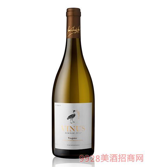 法国维纳斯珍藏维欧尼白葡萄酒13.5度750ml