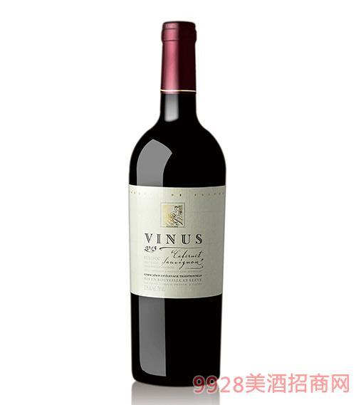 法国维纳斯经典赤霞珠红葡萄酒13.5度750ml