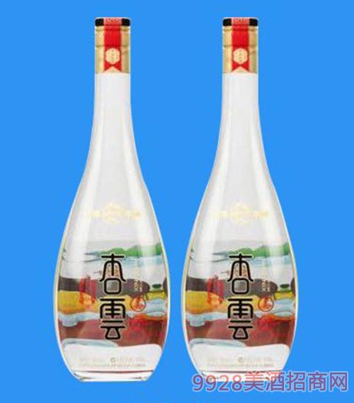 杏云美酒瓶装