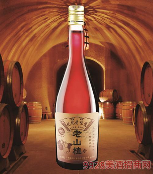 珈裕红老山楂酒500mlx12