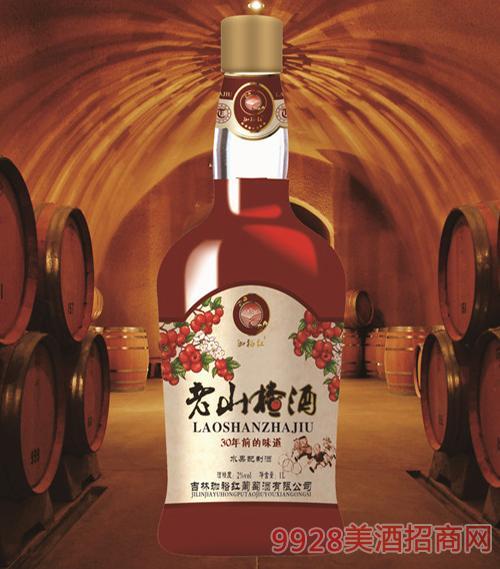 珈裕红老山楂酒1Lx6