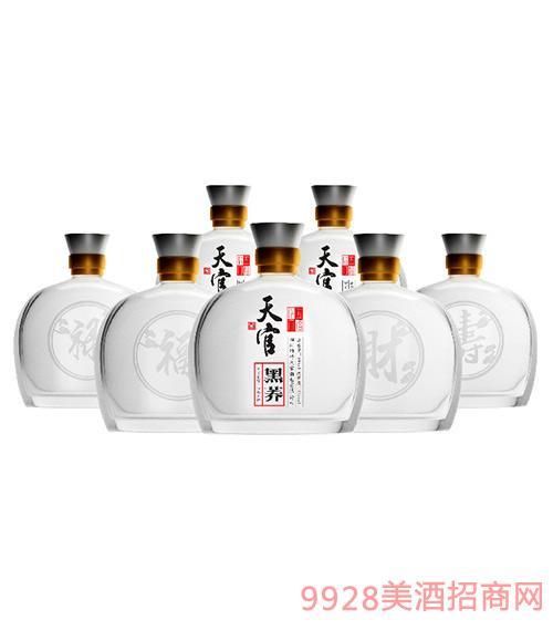 天官黑�w酒五福�R�T42度100ml