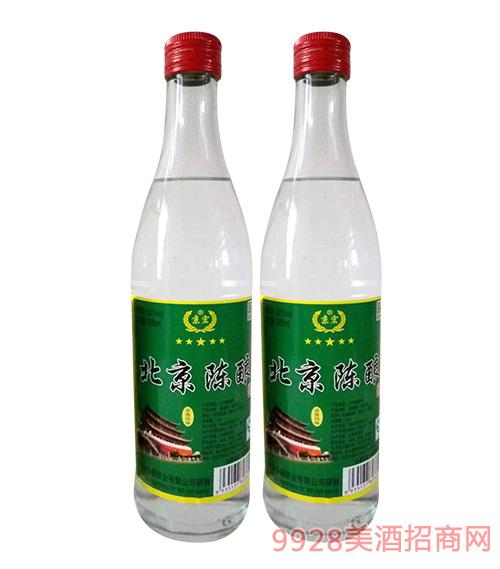 京宏北京陈酿酒42度500ml