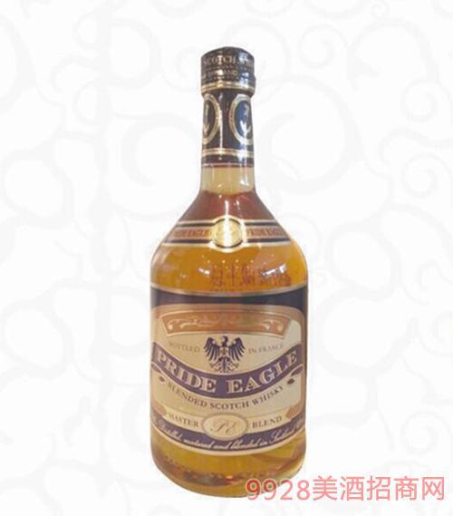 傲鹰威士忌40度700ml