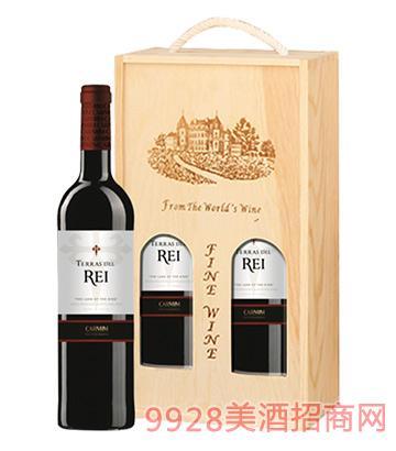 葡萄牙特拉德瑞红葡萄酒750ml