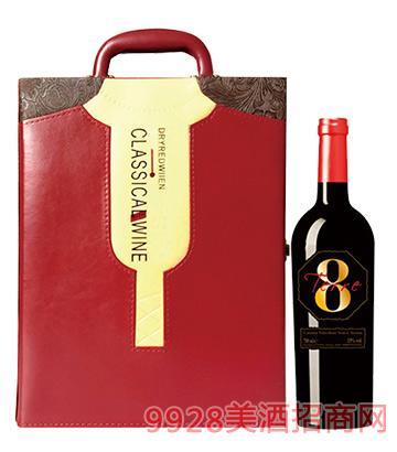 意大利泰瑞8号干红葡萄酒750ml