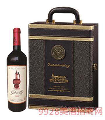 南非戈蓝酒庄红宝瓶干红葡萄酒750ml