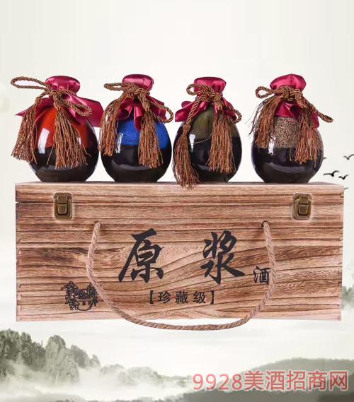 詹仕纯原浆酒珍藏级礼盒