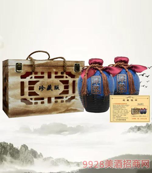 詹仕纯原浆酒珍藏版