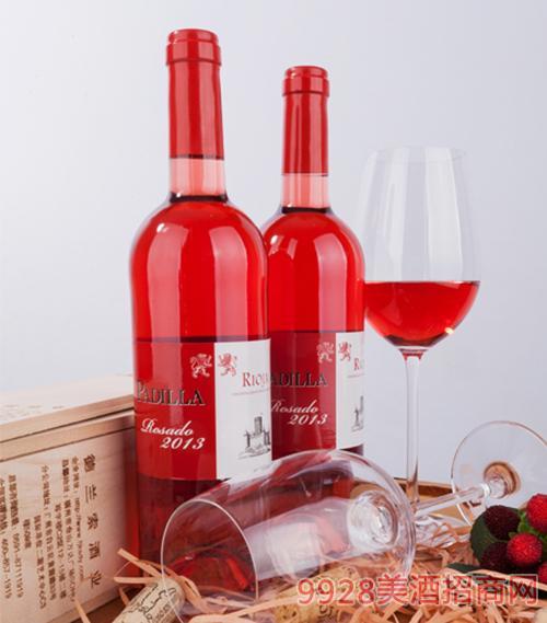 帕迪拉陈酿葡萄酒2013干型葡萄酒13度750ml