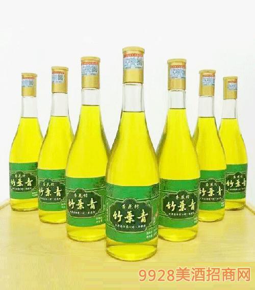杏花村竹叶青光瓶酒