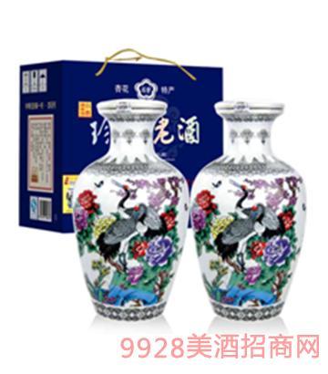53度百年富贵竹酒1.5Lx2