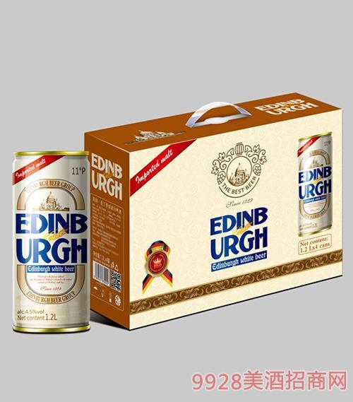 爱丁堡啤酒11°P1.2L