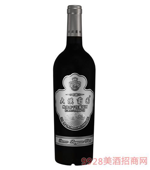 大漠葡园蛇龙珠干红葡萄酒