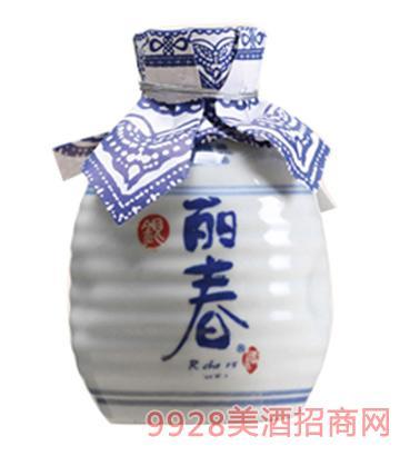银丽春酒礼盒350mlx6