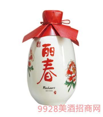 牡丹丽春酒五彩375mlx6