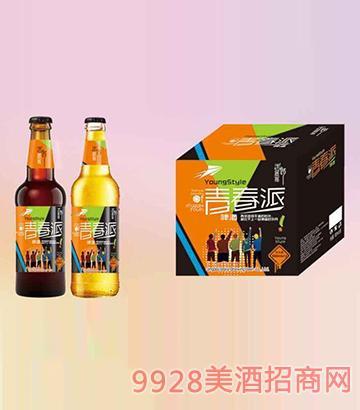 青春派啤酒500mlx12