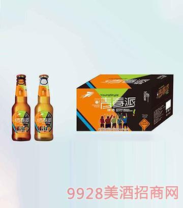 青春派啤酒218mlx24