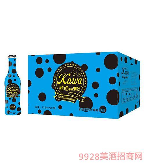 啪啪时尚饮品(蓝箱)275mlx24