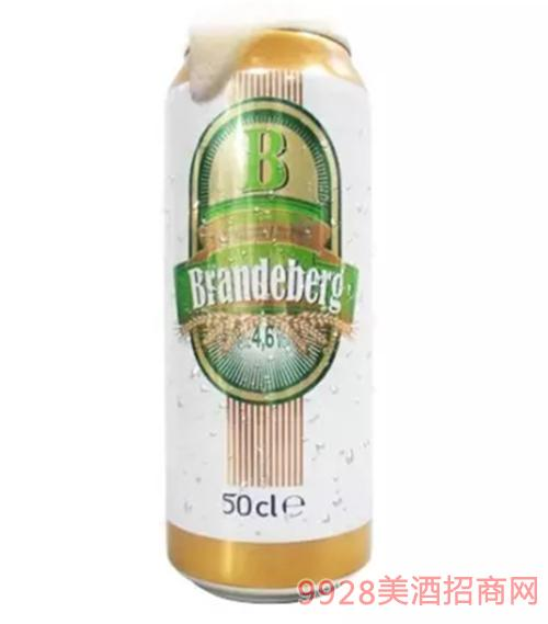 法国冰山啤酒黄啤4.6度500ml