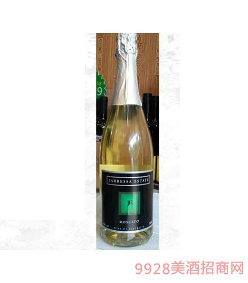 杰罗莎莫斯卡特气泡葡萄酒7.5度750ml