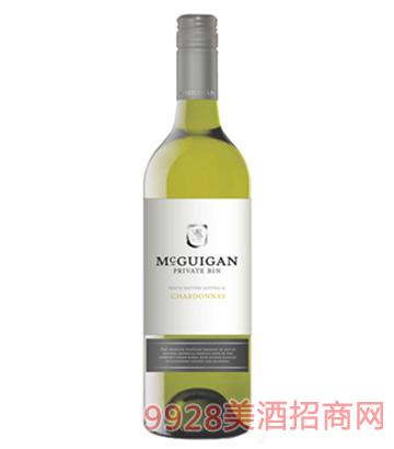 麦格根霞多丽干红葡萄酒2014