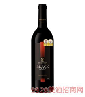 麦格根黑牌干红葡萄酒2013
