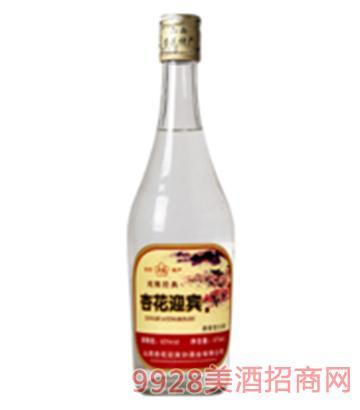 杏花迎宾玻瓶42度500ml