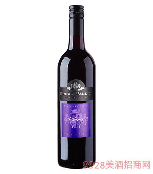 梦之谷西拉干红葡萄酒