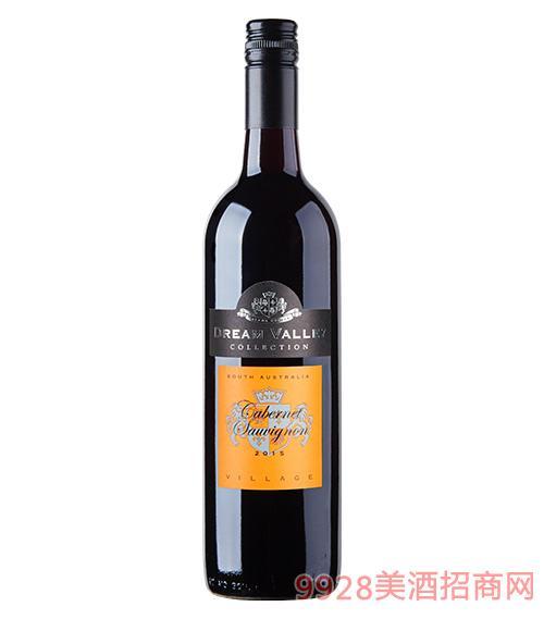 梦之谷赤霞珠干红葡萄酒