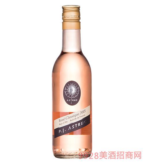 大爱之星桃红葡萄酒187.5ML