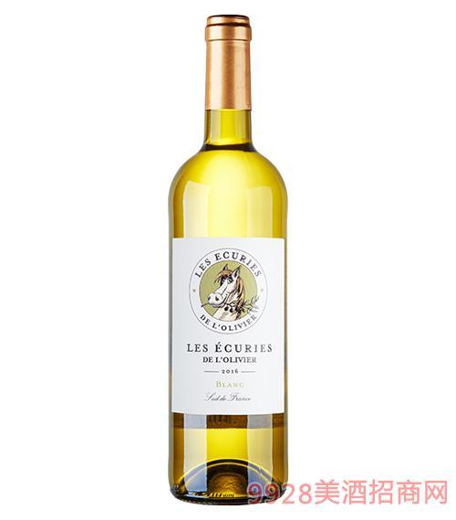 奔马干白葡萄酒