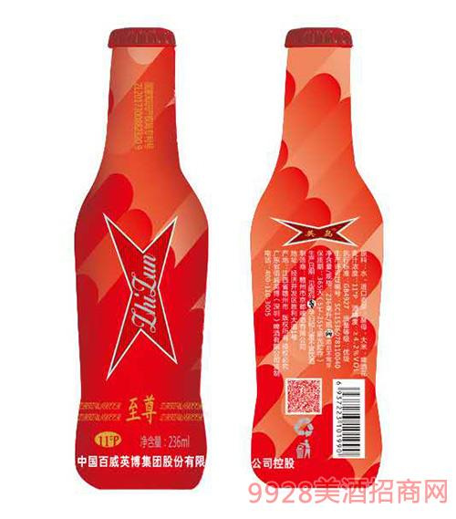 百威英博至尊精酿啤酒11°P236ml