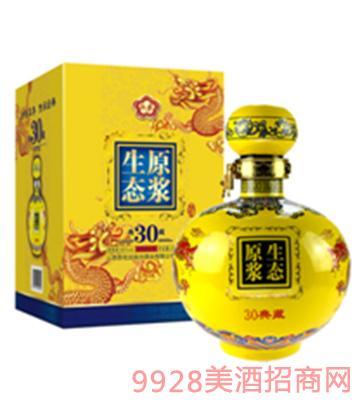 帝王黄生态原浆酒60度2.5L
