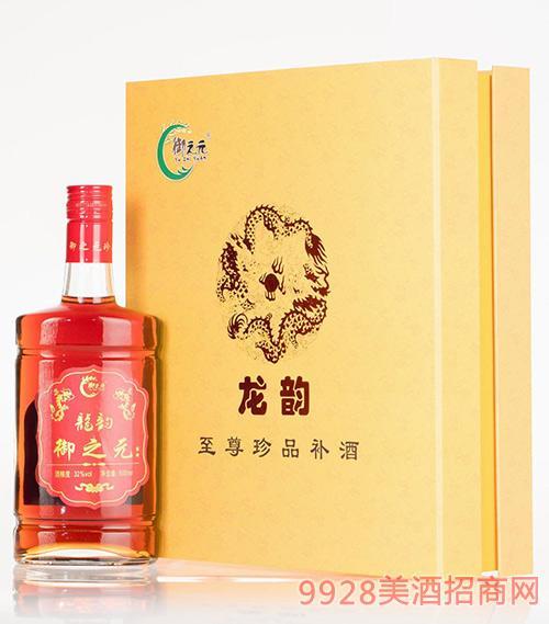 龙韵御之元小米粒养生酒礼盒32度500ml