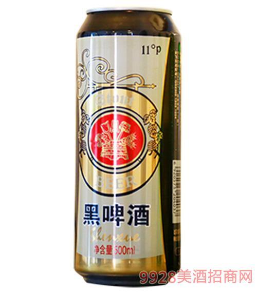 沈雪黑啤酒(罐)