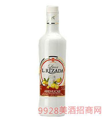阿雷乌卡柠檬乳酒700ml