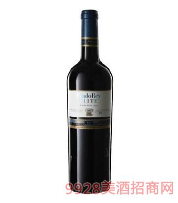 皇 家庄园2006珍藏干红葡萄酒14度750ml