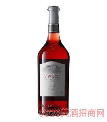 威邦帝国桃红葡萄酒2010年12.5度750ml