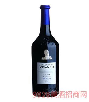 威邦帝国马祖爱罗葡萄酒14度750ml