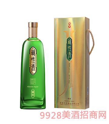 众源碱性酒・碱单42度500ml