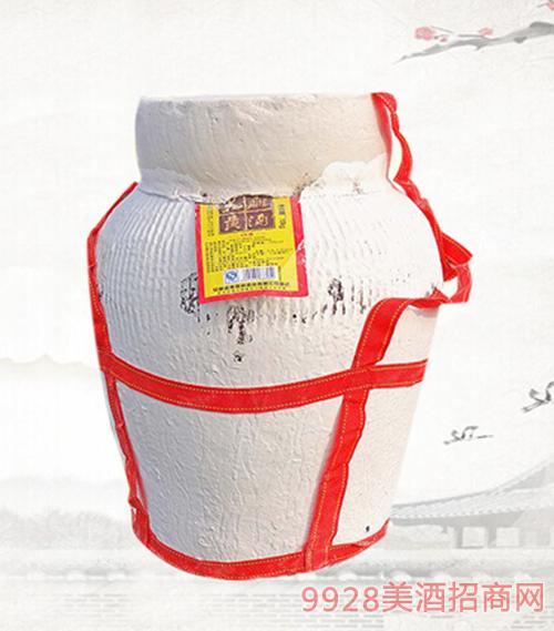 青草湖十公斤大坛酒