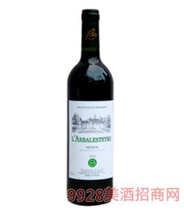 马勒骑士庄园梅多克干红葡萄酒